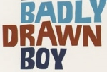 badly drawn boy logo